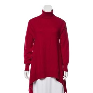 Madeleine Thompson Red Cashmere sweater S